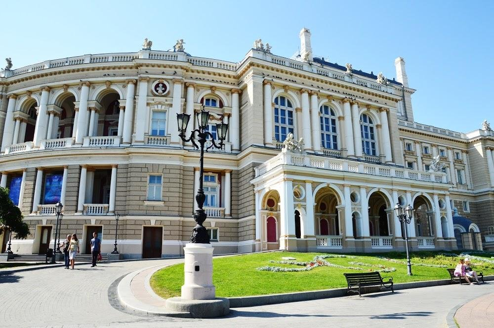 Odesa Theater Opera and Ballet