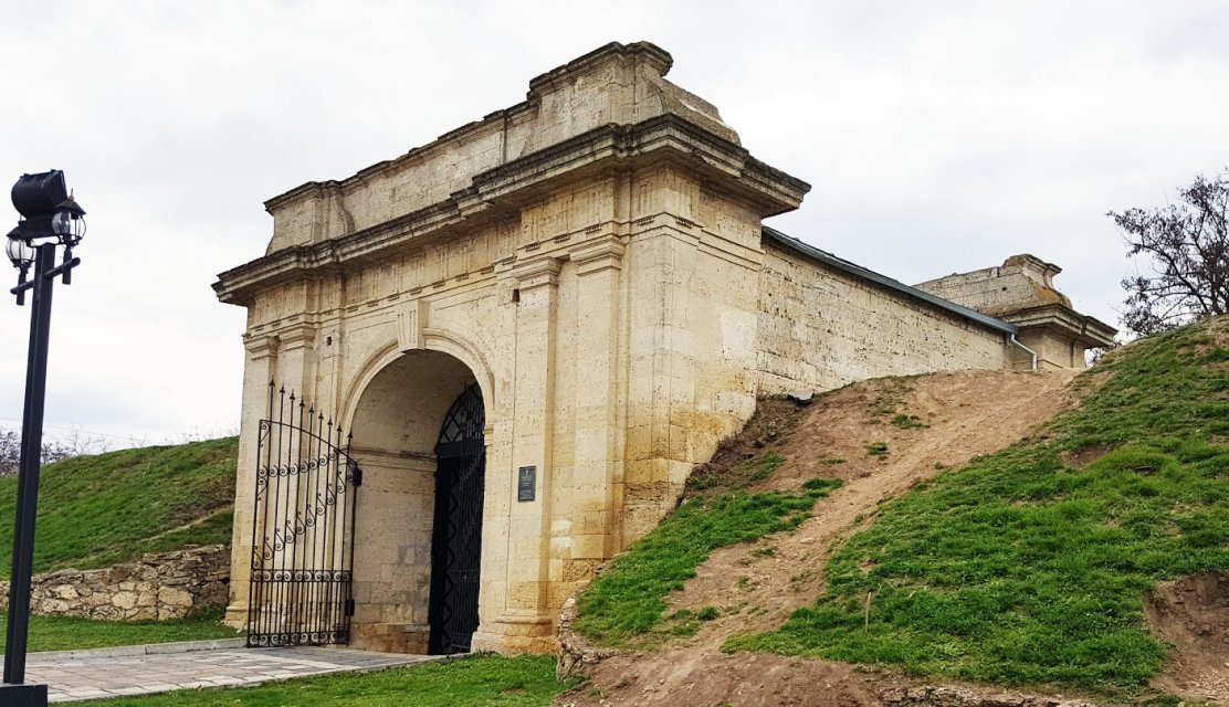 Kherson fortress gate to Ochakiv