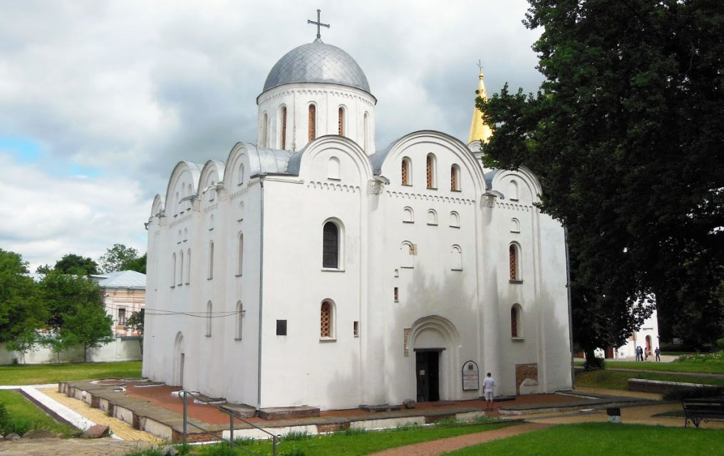 Borys and Gleb Cathedral