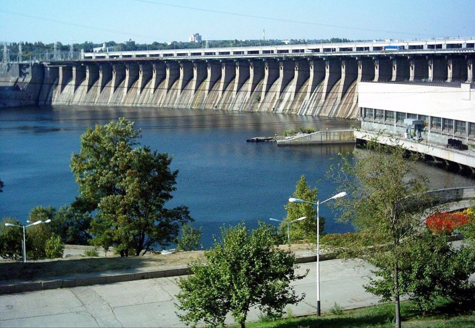 Dnipro Hydroelectric