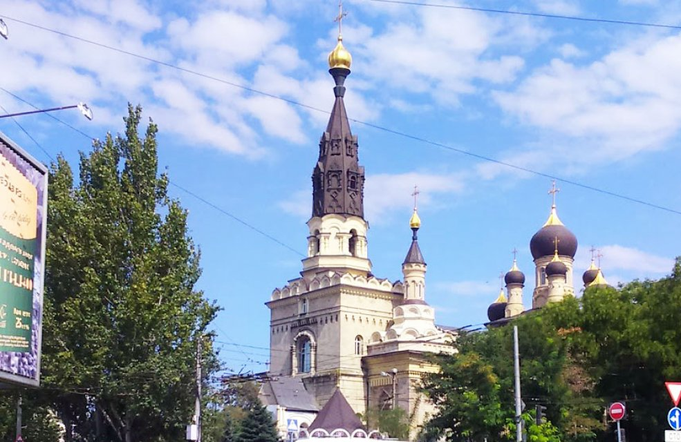 Cathedral of Our Lady Mother Kasperovskaya