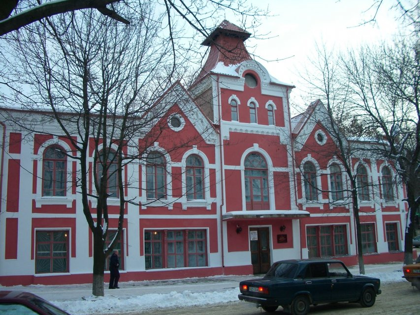 Luhansk city history and culture museum