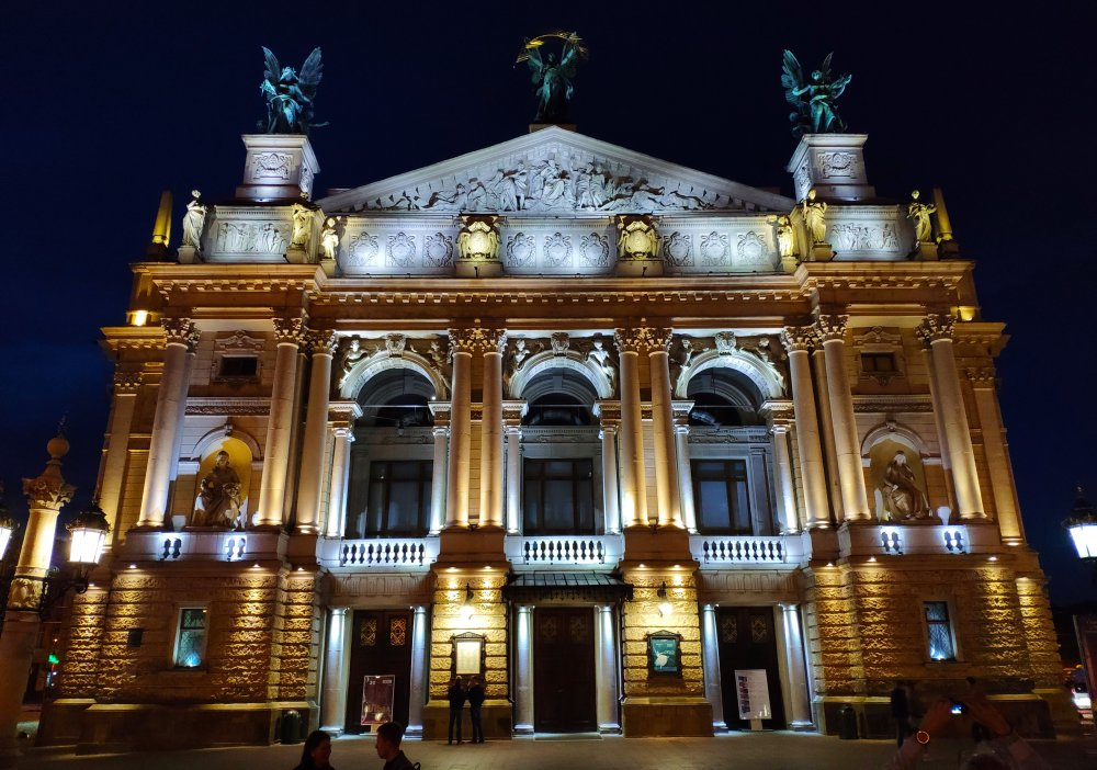 Lviv Opera and Ballet Theatre