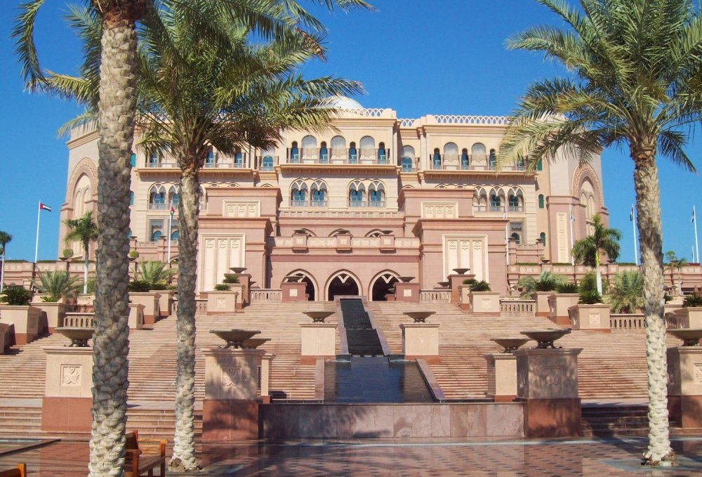 Готель «Emirates Palace»