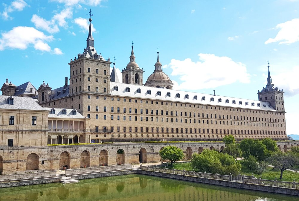 Royal Seat of San Lorenzo de El Escorial