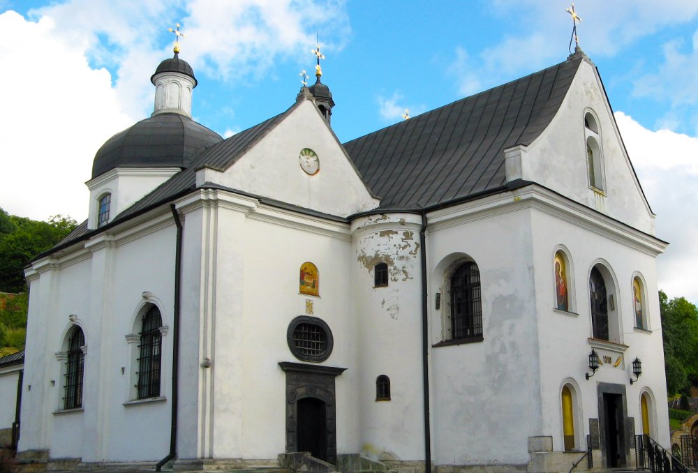 St. Onuphrius Church & Monastery