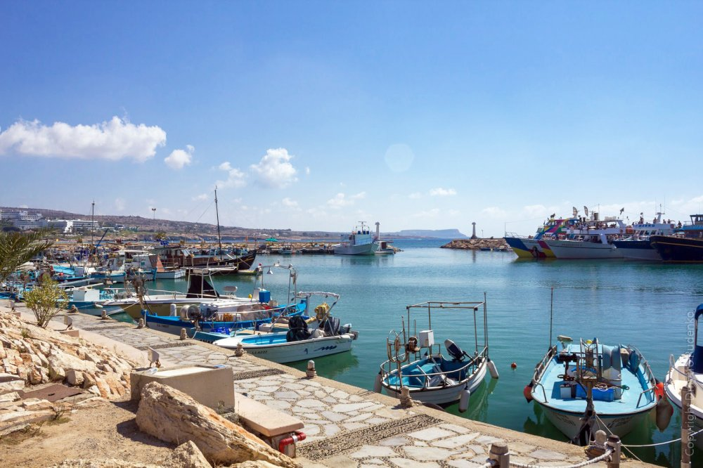 Port of Ayia Napa